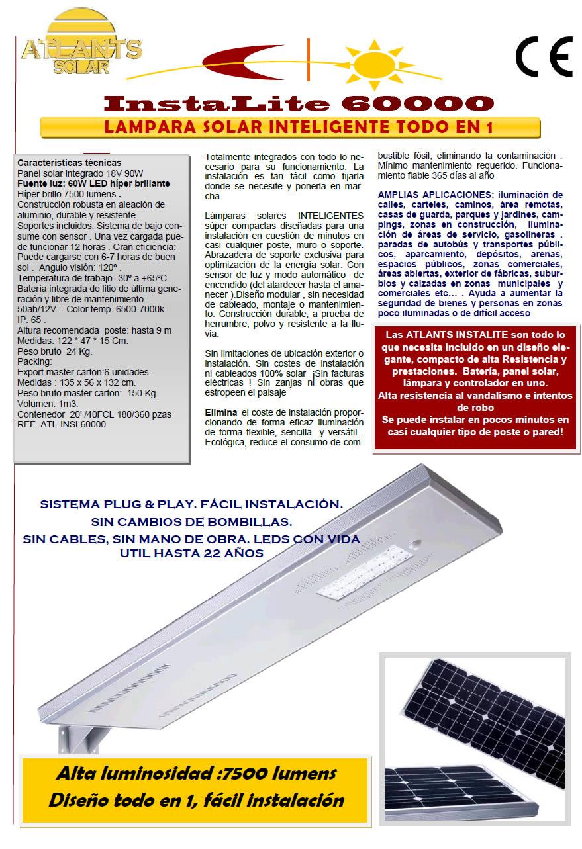 Iluminacion Exterior Sin Cables Para Giravolta E Lmpara