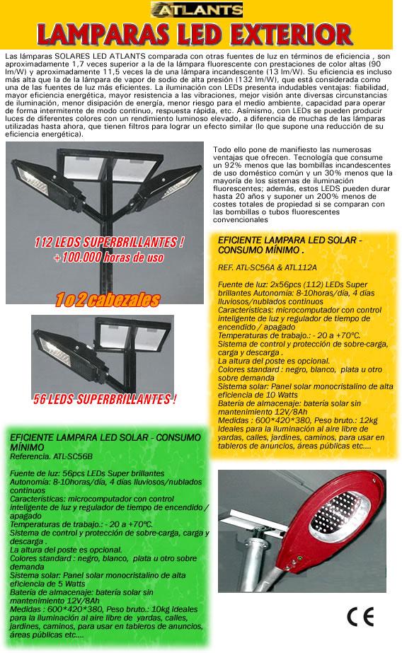 Products for Farolas solares jardin